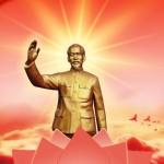 Psd tượng Bác Hồ tỏa sáng