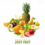 Vector trái cây rau củ quả 29