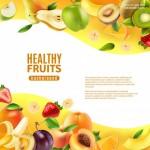 Vector trái cây rau củ quả 32