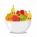 Vector trái cây rau củ quả 36