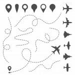 Vector ngành hàng không 19