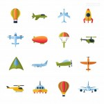 Vector ngành hàng không 32