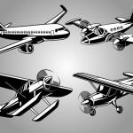 Vector ngành hàng không 39
