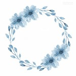 Vector hoa lá cành đẹp 41