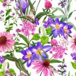 Vector hoa lá cành đẹp 54