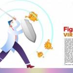 Vector chiến đấu chống dịch 2