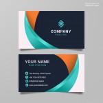 Vector Name Card nghệ thuật 2