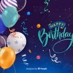 Vector sinh nhật đẹp 1
