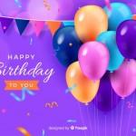Vector sinh nhật đẹp 9