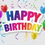 Vector trang trí sinh nhật 9