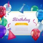 Vector trang trí sinh nhật 12