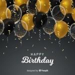Vector trang trí sinh nhật 17