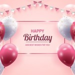 Vector trang trí sinh nhật 18