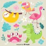Vector động vật hoạt hình