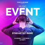 Tổ chức lễ hội âm nhạc Vector 2