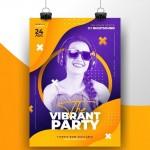 Tổ chức lễ hội âm nhạc Vector 3