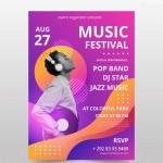 Tổ chức lễ hội âm nhạc Vector 6