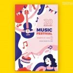 Tổ chức lễ hội âm nhạc Vector 7