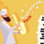Tổ chức lễ hội âm nhạc Vector 9