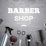 Đồ nghề tiệm hớt tóc Vector 1