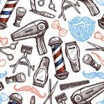 Đồ nghề tiệm hớt tóc Vector 7