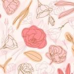 Hoa hồng vector đẹp 1