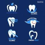 Logo Nha khoa răng Vector 1