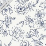 Vector hình nền hoa hồng thắm 3