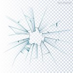Vector hiệu ứng kính vỡ