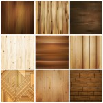 Vector nền gỗ trang trí 12