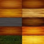 Vector nền gỗ trang trí 13