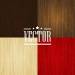 Vector nền gỗ trang trí 19