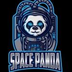 Vector Logo mascot gấu trúc