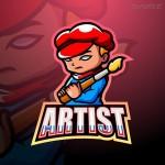 Logo Mascot bắt mắt Vector 3