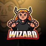 Logo Mascot bắt mắt Vector 7