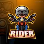 Logo Mascot bắt mắt Vector 8