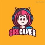 Logo Mascot bắt mắt Vector 16