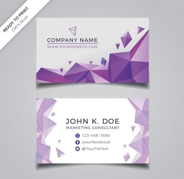 Free-vector-000127-name-card-hinh-hoc-tong-mau-tim