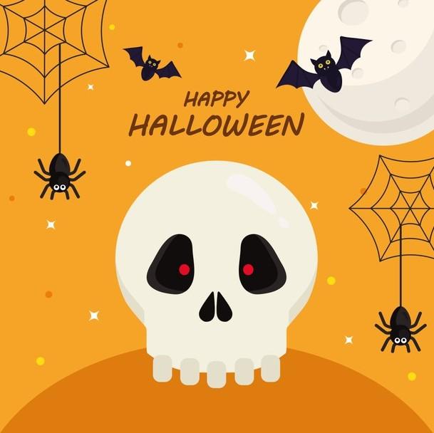 free-000829-halloween-vui-ve-voi-thiet-ke-phim-hoat-hinh-dau-lau-chu-de-ky-nghi-va-dang-so-hai-vector