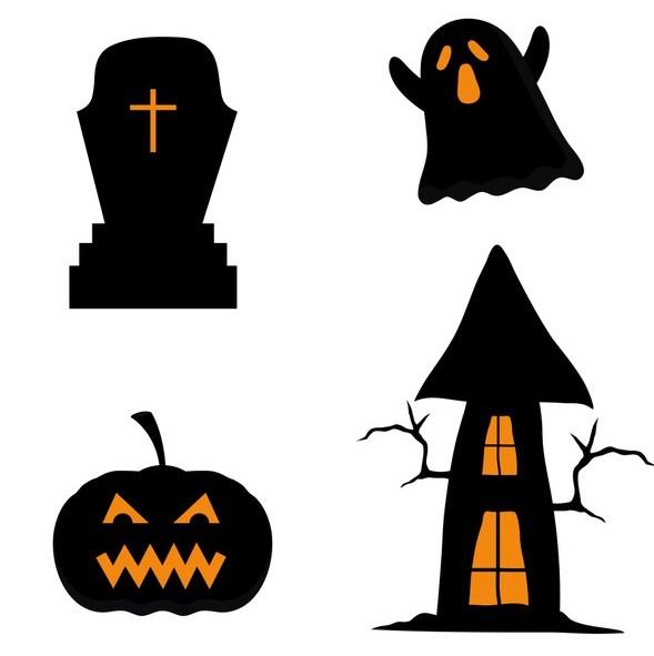 free-000835-ngoi-mo-ngoi-nha-bi-ngo-halloween-va-thiet-ke-ma-quai-chu-de-halloween-vector