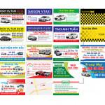 Tổng Hợp Danh Thiếp Name Card Taxi Thiết Kế Đẹp Vector Corel