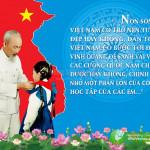 Bác Hồ Quảng Khăn Đỏ Cho Thiếu Nhi, Thiết Kế Corel