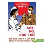 Poster Chung Tay Phòng Dịch Covid-19, Tải File Corel