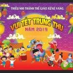 Backdrop Phông Nền Tết Trung Thu, Thiết Kế Corel 10
