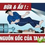 Corel An Toàn Lao Động, Bừa Và Ẩu Là Nguồn Gốc Của Tai Nạn